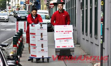 Privatumzug in Wien mit ViennaMöbelpacker